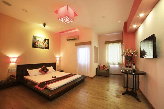 Khách sạn sạch Tên Lửa - Bình Tân