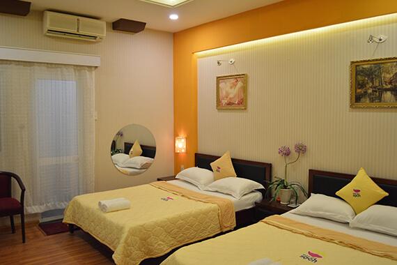Khách sạn sạch Phan Xich Long - Phú Nhuận
